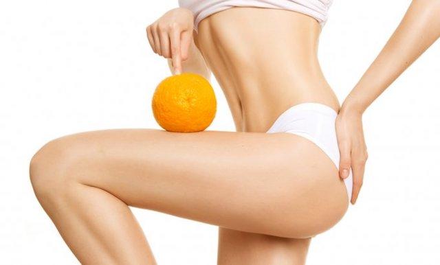 comment enlever la cellulite naturellement