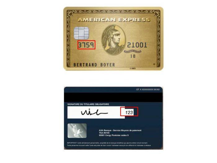 visa american express master card